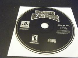 Tomb Raider (Sony PlayStation 1, 1996) - Disc O... - $7.91