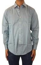 15 32/33 NWT Authentic Joseph Abboud Blue Egyptian Cotton Button Down Sh... - $85.37 CAD