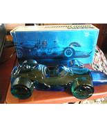 Vintage Avon Sure Winner Racing Car Bracing Lotion - 5.5 oz. Decanter Wi... - $14.84
