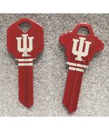 Indiana Hoosiers House Key, Schlage or Kwikset - $5.89