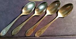 "4X 1905 Mount Vernon Rlb Lunt Sterling Silver Teaspoon 5 3/4 "" #74506-22 - $123.75"