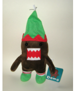 DOMO Chirstmas Santa Claus Elf Plush Japan Char... - $11.00