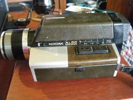 Vintage Kodak XL55 Movie Camera With Neck Strap - $19.79