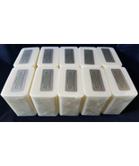 10 lb GOAT'S MILK MELT AND POUR 100% All Natural Soap Base Goat BULK WHO... - $40.95