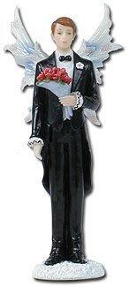 Pacific Trading Fairies Fairy Wedding Groom Cake Topper Figurine Statue - $25.99