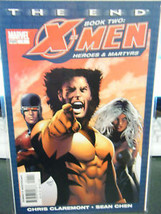 X-Men:  The End Book 2 No. 1 Heroes & Martyrs Direct Edition - £3.05 GBP