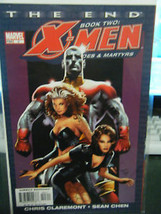 X-Men:  The End Book 2 No. 3 Heroes & Martyrs Direct Edition - £3.05 GBP