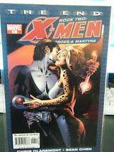 X-Men:  The End Book 2 No. 6 Heroes & Martyrs Direct Edition - £3.05 GBP