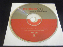 Yourself or Someone Like You by Matchbox Twenty (CD, Oct-1996) - Disc On... - $3.95