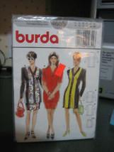 burda 4655 Misses Top, Skirt & Dress Pattern - Size 8-18 - $7.56