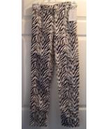 Girls Size 14 KC Parker Hartstrings Zebra Woven... - $19.99