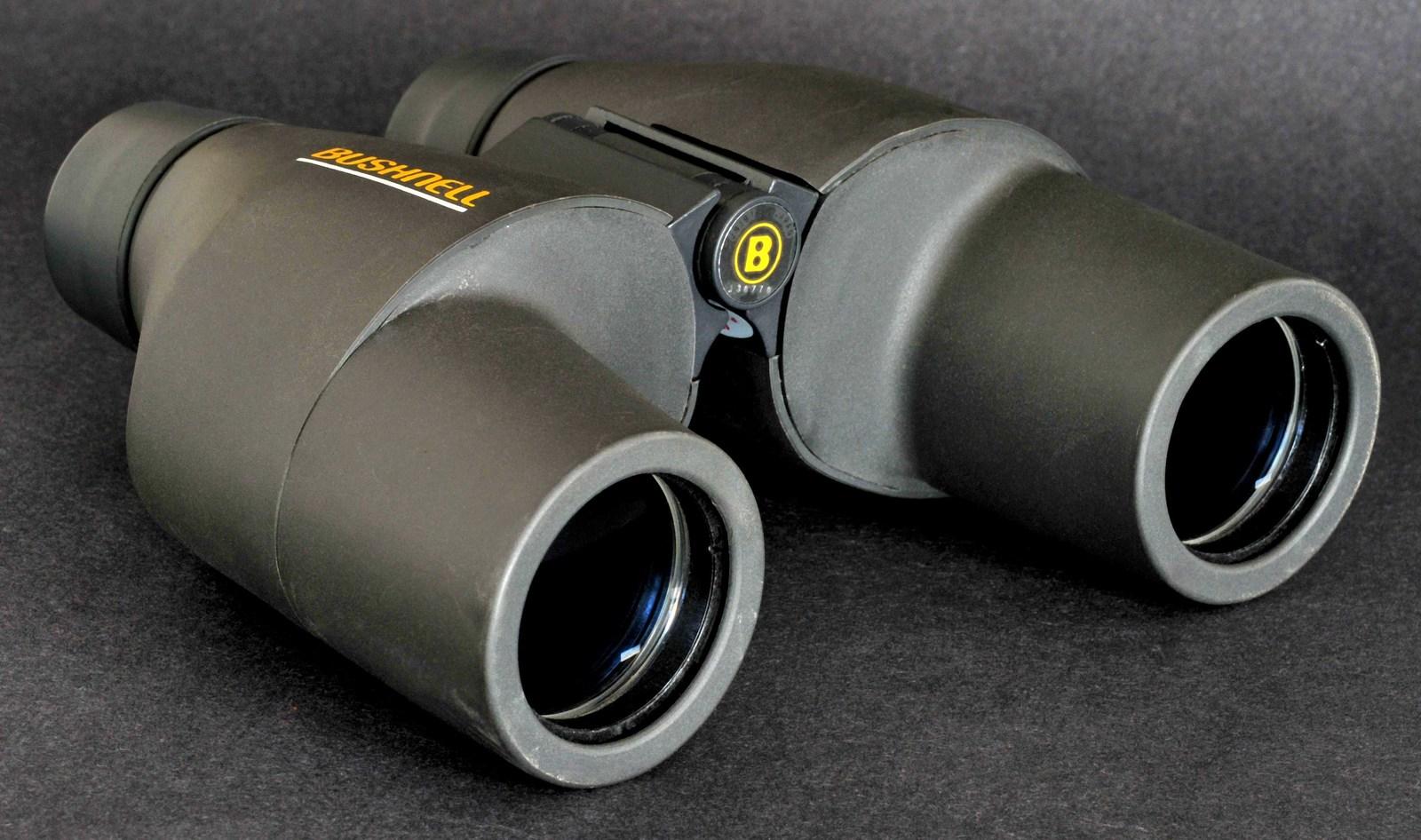 Bushnell 7x35 Spectator Plus Binoculars In Fantastic Shape NiCE !