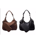 LOCKING Emperia Outfitters Chloe Concealed Carry Hobo Handbag and Wallet... - $79.95