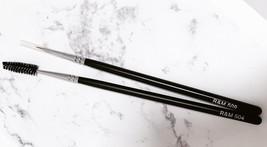 R&M 509 Fine Eyeliner & 504 Essential Lash & Eyebrow grooming makeup bru... - $8.50