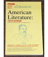 American Literature 1930 to Present College Rev... - $1.50