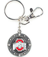 NCAA Ohio State Buckeyes Keys and Keychain.  Schlage and Qwikset Keys - $5.89