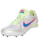 Nike Zoom Rival Md 6 Womens 468650 468650-146 WHITE Sz 10 - $32.95