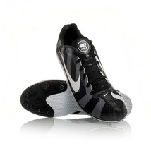 Nike Zoom Rival D 7 VII Mens Track Shoe- Style 616310-010 Size 12.5 Blac... - $39.95