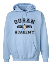 OURAN HOST CLUB ACADEMY Unisex Hoodie S-3XL LIGHT BLUE  - $31.00