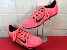 New Nike 616312-600 Zoom Rival MD 7 Running Track Shoes Atomic Red Men's... - $39.95