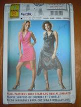 Burda Misses Size 8-18 Dress Pattern #8309 Uncut - $4.99