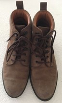 ROCKPORT BOOTS MEN'S SIZE 12M  BROWN MID LEATHER UPPER M5659 SZ 46 X7 - $37.95