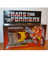 TRANSFORMERS G1 HOT ROD REISSUE ACTION FIGURE MISB HASBRO - $27.07