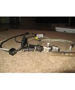 Lot of (7) Dual USB +( 2) 1394 Computer Cables - $8.41