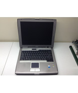 Dell latitude D510 for Parts or Repair Won't Boot up - No Battery or RAM... - $14.82