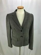 Banana Republic Gray Wool Blend Blazer 10 - $39.95