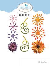 Stamen Flowers Die Set. Elizabeth Craft Designs image 1