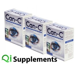 Can-C Eye Drops with N-Acetylcarnosine 2 x 5 ml Vials $35/EA 3 pack SHIP... - $105.00