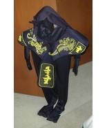 NINJA GAIDEN Kids Halloween Costume Med 8-10 worn 1X - $14.74