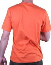 LRG Mummy Wrapped Panda Men's Orange Premium Fit Graphic T-Shirt NWT image 2