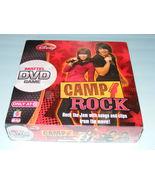 2008 Camp Rock DVD Game FACTORY SEALED - $14.25