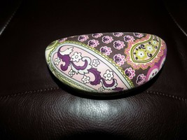 Vera Bradley Very Berry Paisley Hard Sunglasses Case - $21.60