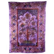PAGAN/SPIRITUAL ICONIC TREE OF LIFE -PURPLE Ind... - $37.96