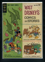 Walt Disney's Comics and Stories #266 VG 1962 Gold Key Carl Barks Comic ... - $5.49