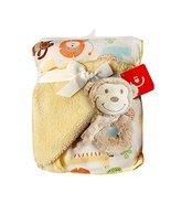 BlueberryShop Warm Fleece 2 Layers Blanket + So... - $26.57