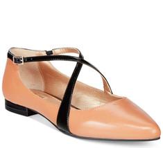 Alfani Zestiez Ballet Flats Shoes Noisette 7M - $57.41