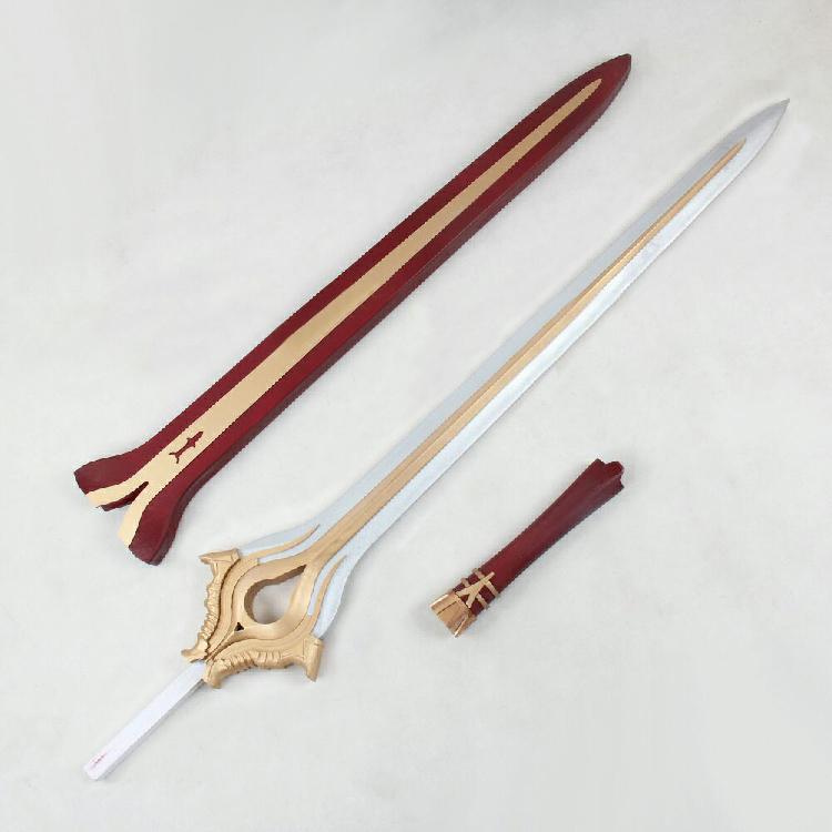 Fire Emblem Awakening Chrom Sword Falchion Cosplay Replica Weapon Prop for Sale - $190.00