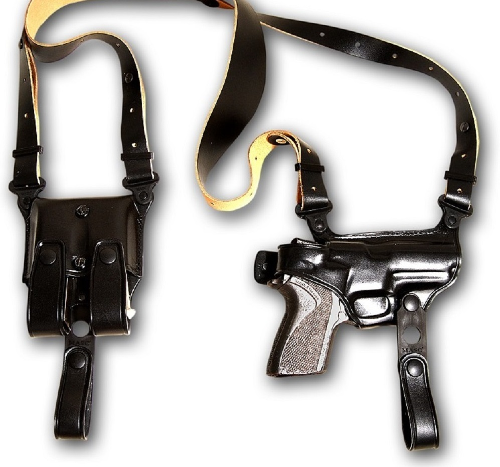 MASC SHOULDER HOLSTER FOR HK USP, HK P2000, HK VP9,P30