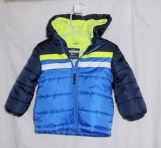 OshKosh B'gosh Toddler Boy Jacket Size 18 Months - $24.70