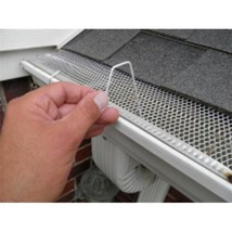 50 ct Christmas Hook for gutters with mesh or perforated gutter guard - $11.38