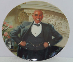 Daddy Warbucks Collector Plate Orphan Columbia Picture Movie Vintage1983  - $59.95