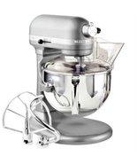 KitchenAid RKP26M1XCS PRO 600 Stand Mixer 6 qt ... - $380.34