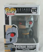 Funko Pop! Batman The Animated Series Batman Robot #193 - Read - $9.89