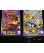 The Curse Of Monkey Island + Sam and Max hit the Road - $100.00