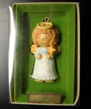 Hallmark Keepsake Christmas Ornament 1978 Angel Star Original Presentati... - $10.99