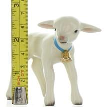 Hagen Renaker Miniature Lamb Large with Bell Ceramic Figurine image 2